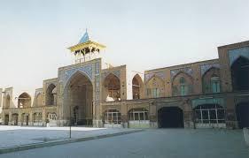 پاورپوینت آشنایی با معماری مسجد رحیم خان اصفهان