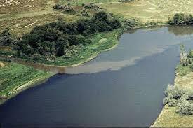 پاورپوینت رودخانه ها و رسوبات
